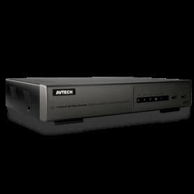 เครื่องบันทึกกล้องวงจรปิด Avtech IP รุ่น AVH304 รองรับกล้องวงจรปิด IP 4 กล้อง
