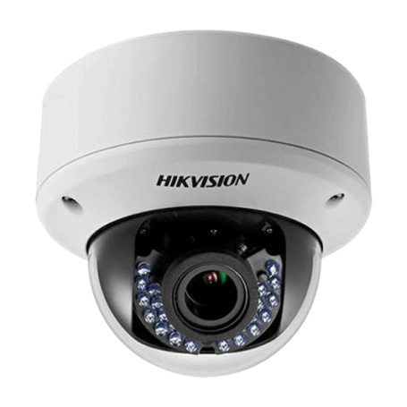 กล้องวงจรปิด Hikvision รุ่น DS-2CE56D1T-VPIR ความละเอียด 2 ล้านพิกเซล