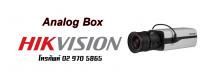 กล้องวงจรปิด HIKVISION BOX รับประกันสินค้า 3 ปี Prosecure88.com
