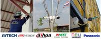 ชุดกล้องวงจรปิด Hikvision Dahua Avtech พร้อมติดตั้ง ราคาพิเศษ